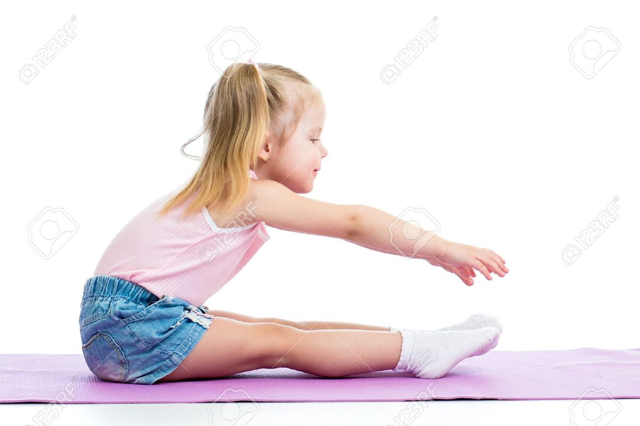 Kid-Friendly Stretches for Little Athletes | Wilbanks ...
